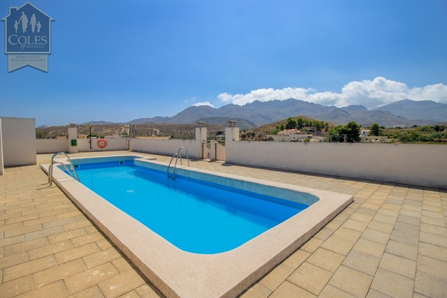 2 Bedroom Apartment in Turre