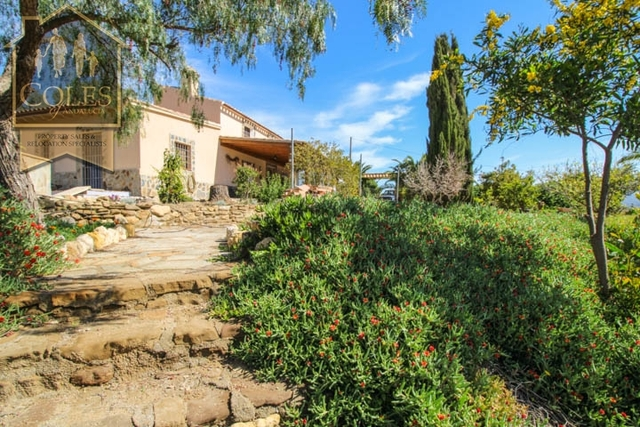 SOR3VM02: Country house for Sale in Mizala, Almería