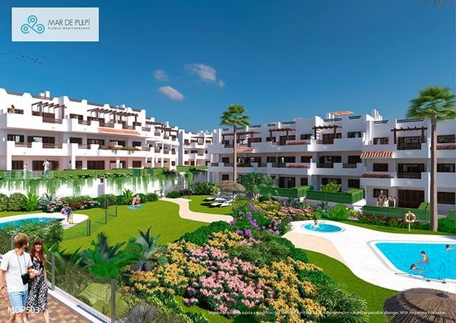 SJT2A05: Apartment for Sale in San Juan de los Terreros, Almería