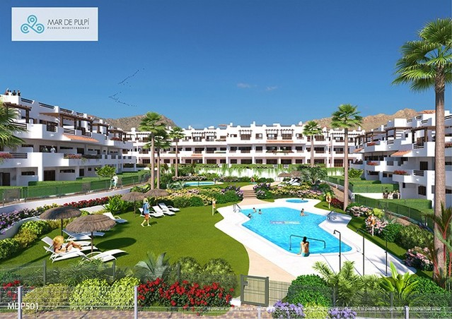 2 Bedroom Apartment in San Juan de los Terreros