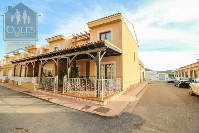 LOB3T04: Town house for Sale in Los Lobos, Almería