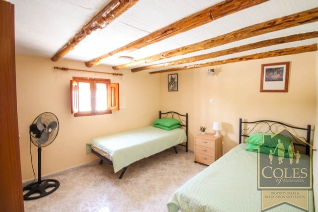 HUECA01: Cortijo for Sale in Huercal-Overa, Almería