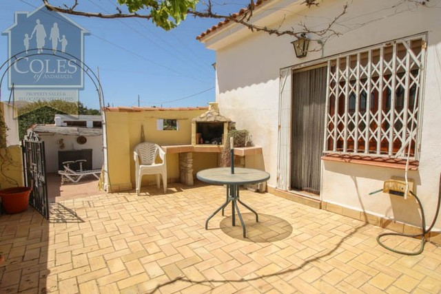 GAL5V04: Villa for Sale in Los Gallardos, Almería