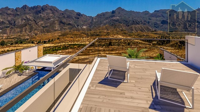GAL3VHN05: Villa for Sale in Los Gallardos, Almería