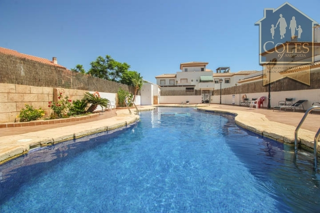 3 Bedroom Apartment in Turre