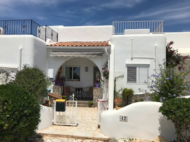 2 Bedroom Villa in Mojácar Playa