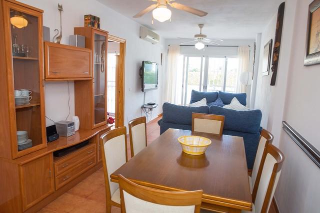 DD003: Apartment for Rent in Mojácar Playa, Almería