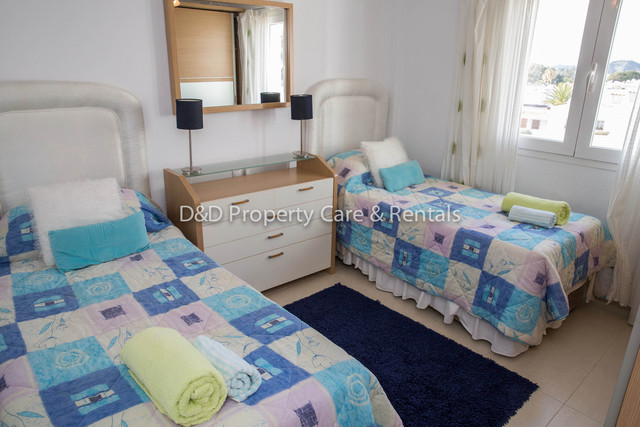 DD004: Apartment for Rent in Mojácar Playa, Almería