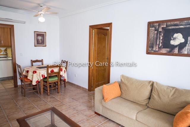 DD008: Apartment for Rent in Vera, Almería