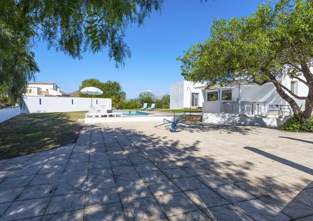 D009: Villa for Rent in Mojácar Pueblo, Almería