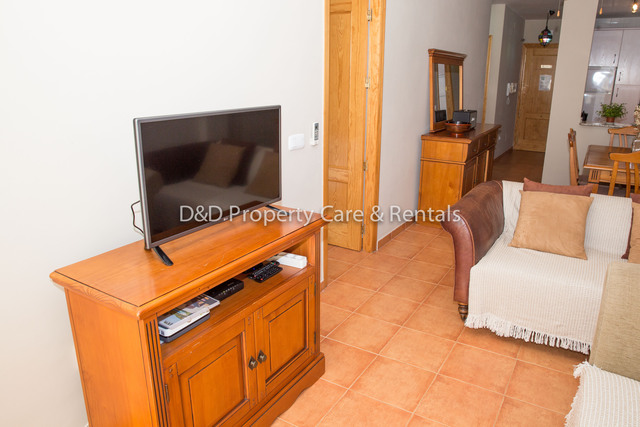 DD011: Apartment for Rent in Mojácar Playa, Almería
