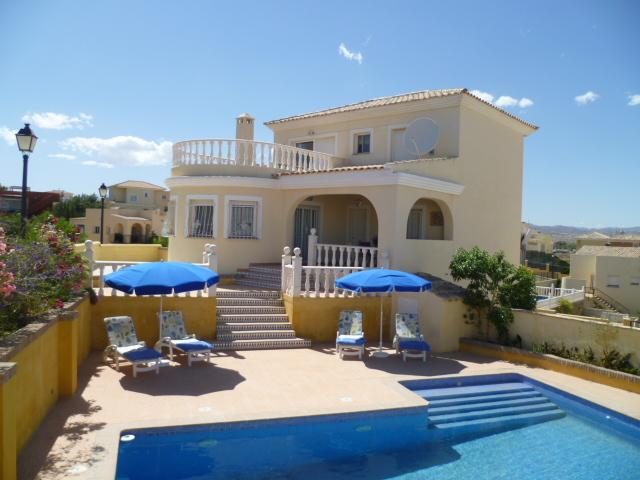 3 Bedroom Villa in Turre