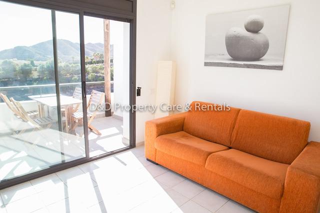 2 Bedroom Apartment in Mojácar Playa