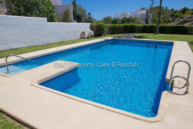 DD044: Apartment for Rent in Mojácar Playa, Almería
