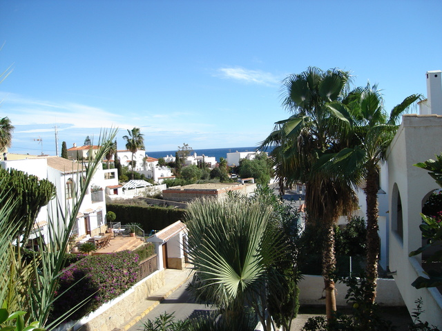 V001 BOR: Villa for Rent in Mojácar Playa, Almería