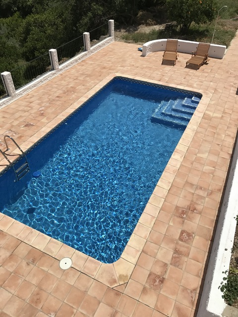 V045 AZA: Villa for Rent in Bedar, Almería