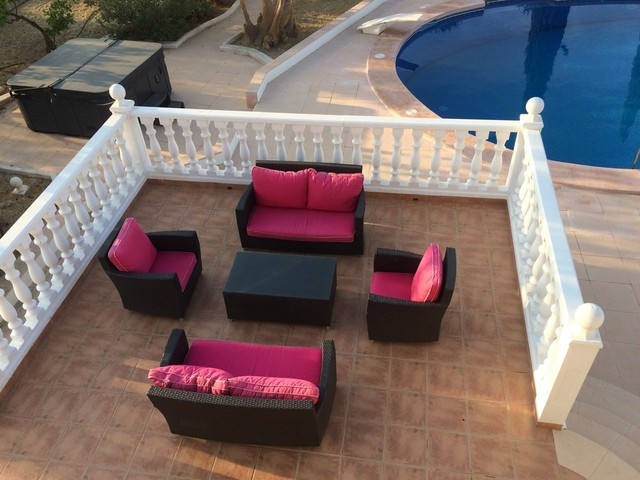 V038 LAVI: Villa for Rent in Antas, Almería