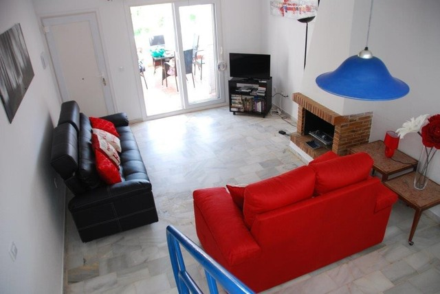 T011 JAN: Town house for Rent in Mojácar Playa, Almería