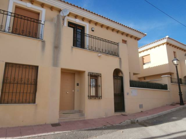 IMC 1096: Town house for Sale in Arboleas, Almería