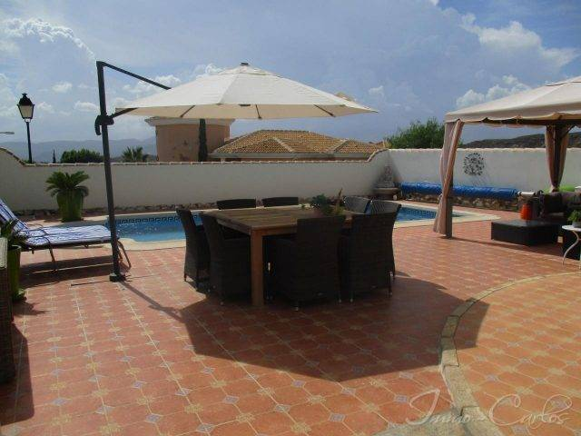 IMC 1135: Villa for Sale in Partaloa, Almería
