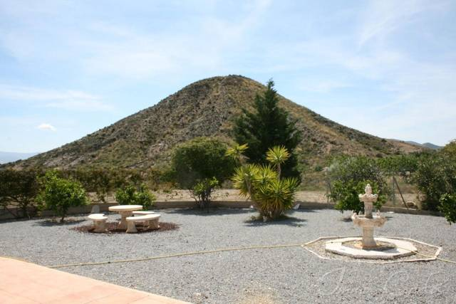 IMC 1164: Villa for Sale in Partaloa, Almería
