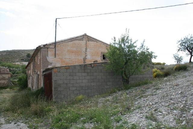 IMC 1165: Country house for Sale in Taberno, Almería