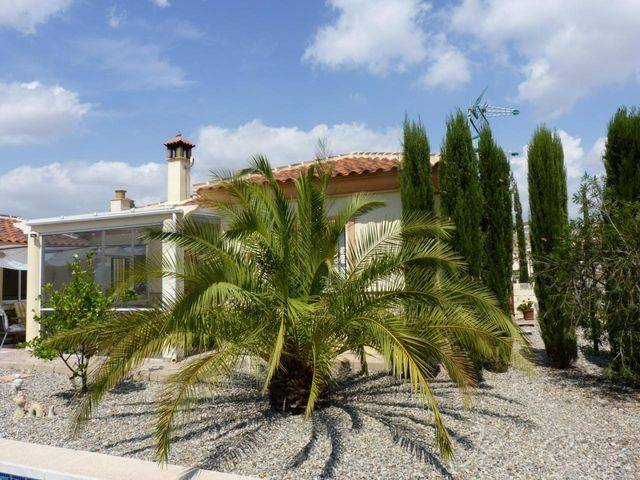 IMC 1193: Villa for Sale in Arboleas, Almería