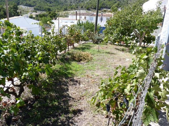 IMC 1198: Country house for Sale in Oria, Almería