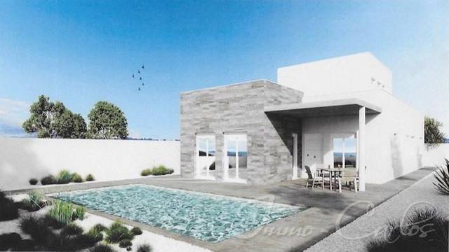 3 Bedroom Land in Arboleas