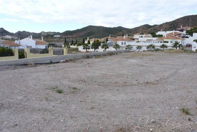 IMC 1210: Land for Sale in Arboleas, Almería