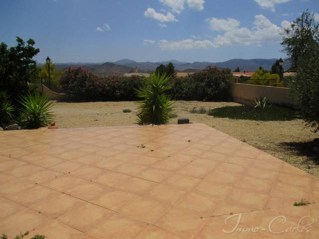 IMC 1007: Villa for Sale in Partaloa, Almería