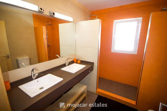 ME 1027: Villa for Rent in Mojácar, Almería