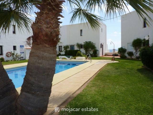 ME 1246: Town house for Rent in Mojácar, Almería
