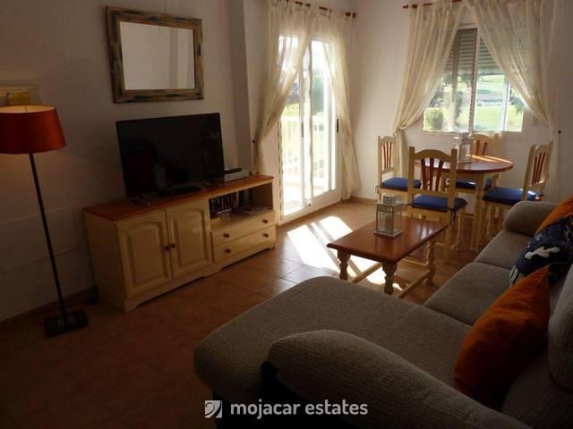ME 1051: Apartment for Rent in Mojácar, Almería