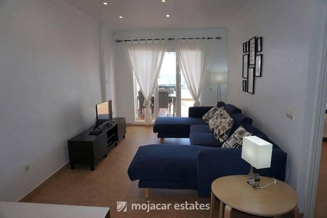 ME 1118: Apartment for Rent in Mojácar, Almería
