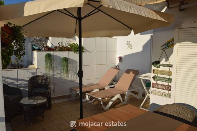 ME 1492: Apartment for Rent in Mojácar, Almería