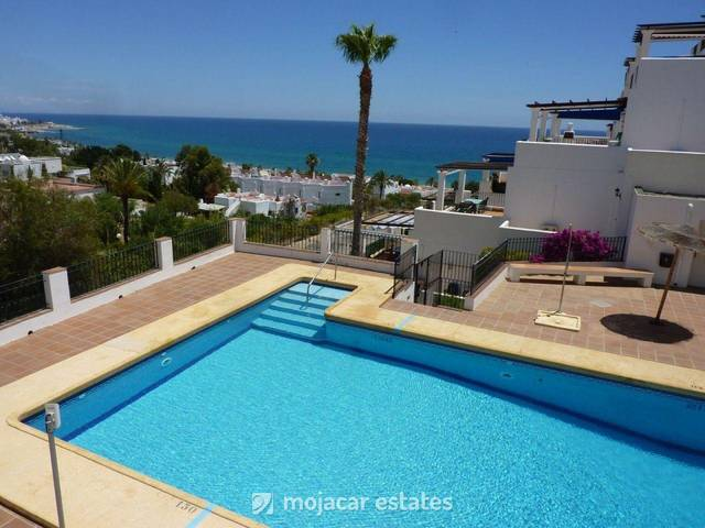 2 Bedroom Apartment in Mojácar