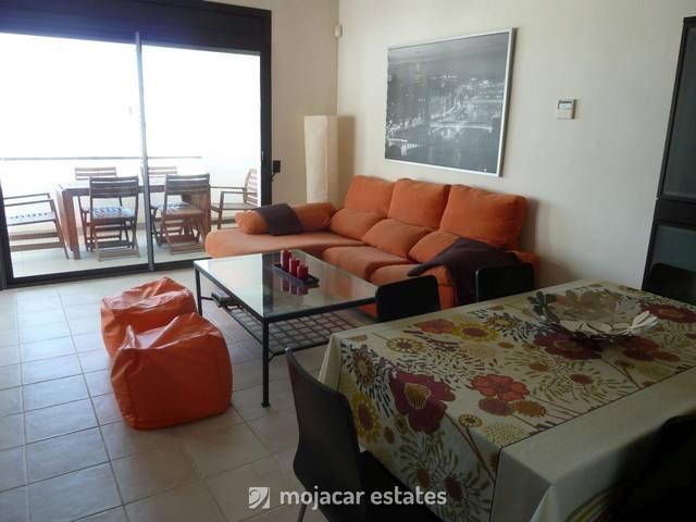 ME 1557: Apartment for Rent in Mojácar, Almería
