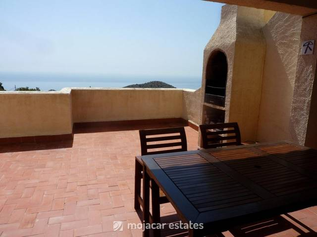2 Bedroom Town house in Mojácar