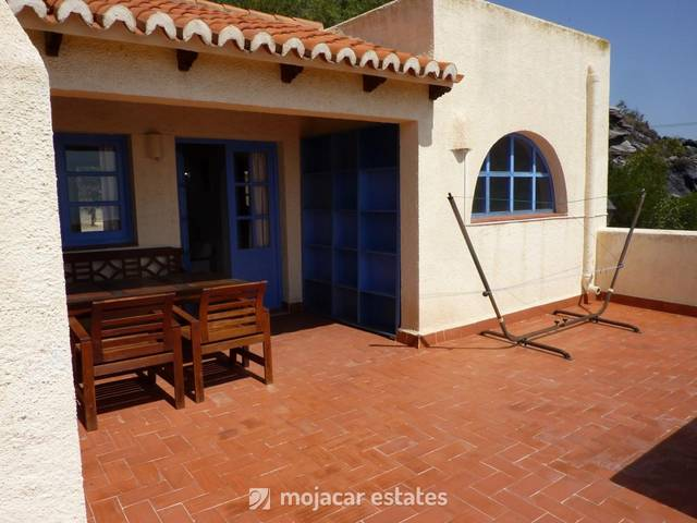 ME 1668: Apartment for Rent in Mojácar, Almería