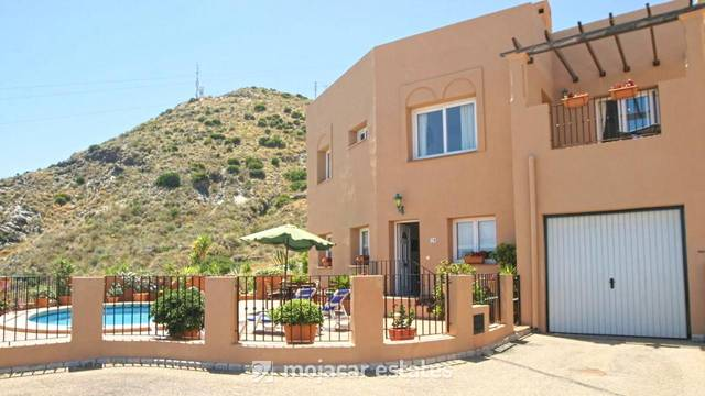 ME 2055: Villa for Rent in Mojácar, Almería