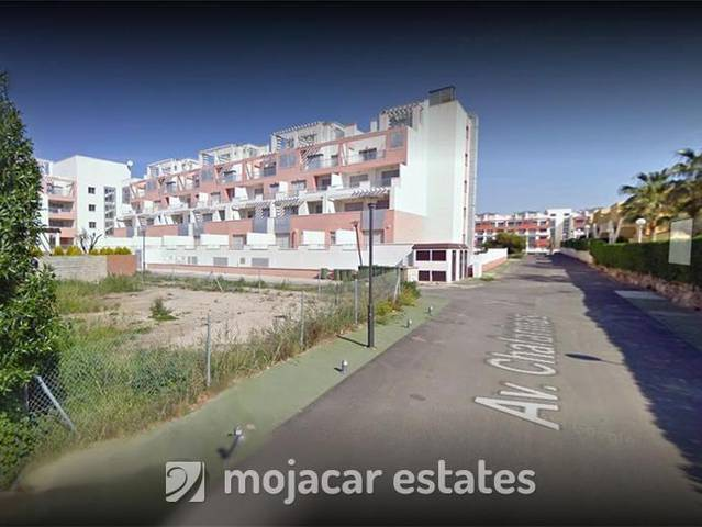 ME 2080: Land for Sale in Vera Playa, Almería