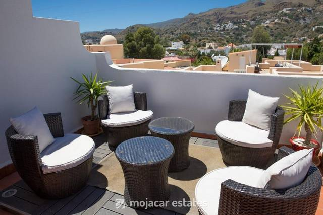 ME 2135: Town house for Rent in Mojácar, Almería