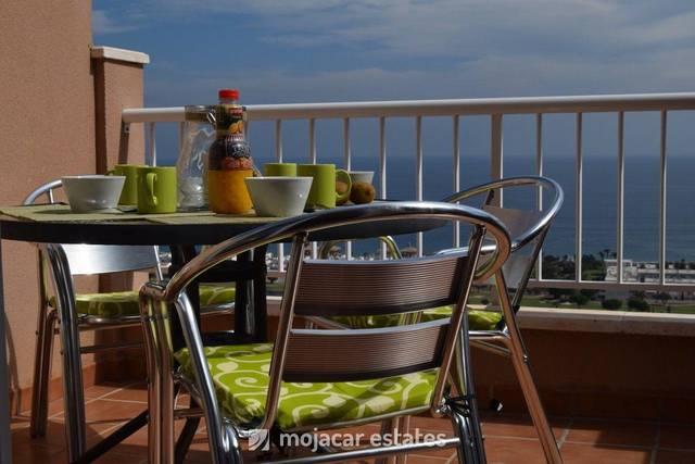 ME 1417: Apartment for Rent in Mojácar, Almería