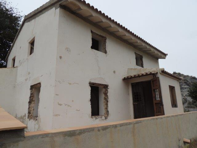 m878: Cortijo for Sale in Sierra Cabrera, Almería
