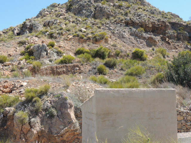 mc911: Land for Sale in Sierra Cabrera, Almería