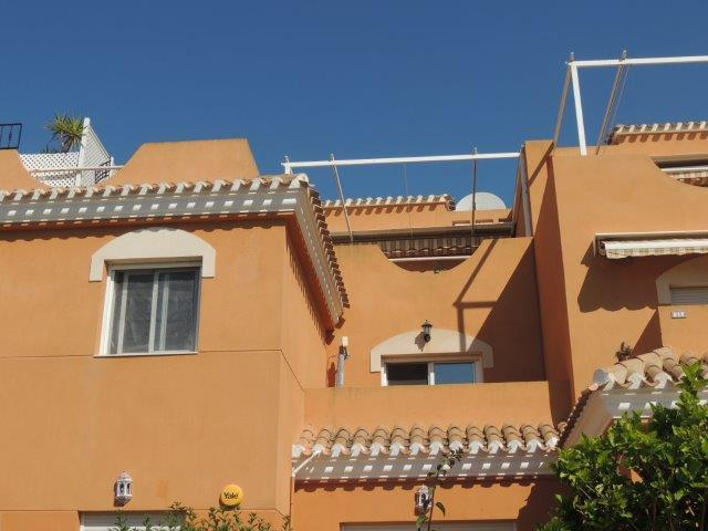 m913: Apartment for Sale in Los Gallardos, Almería