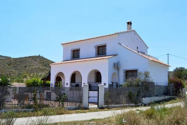 Villa in Lubrin, Almería