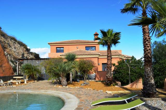 OLV1093: Villa for Sale in Los Gallardos, Almería