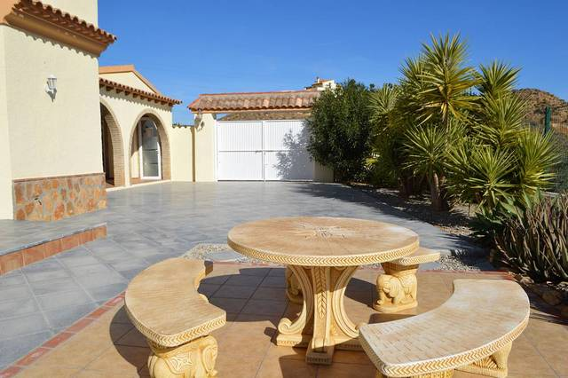 OLV0766: Villa for Sale in Bedar, Almería